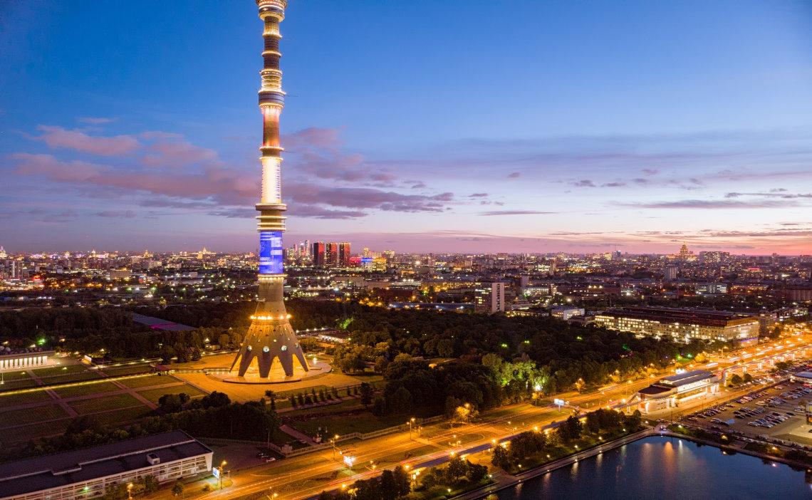 Картинки останкинская телебашня в москве